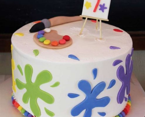 Arty-Crafty_birthday-cake-495x400