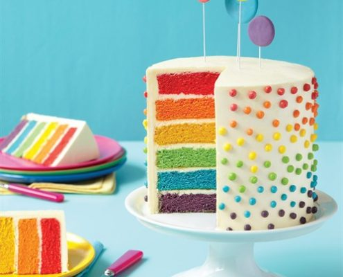 Rainbow-Layer-birthday-Cake-495x400